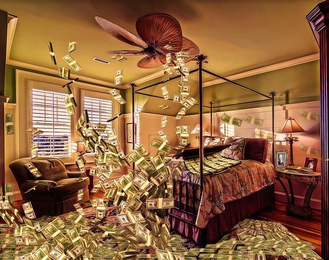 czy pieniądze dają szczęście