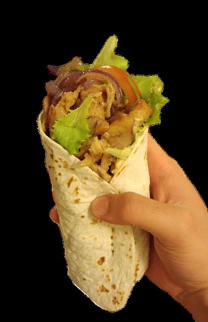 czy kebab jest zdrowy