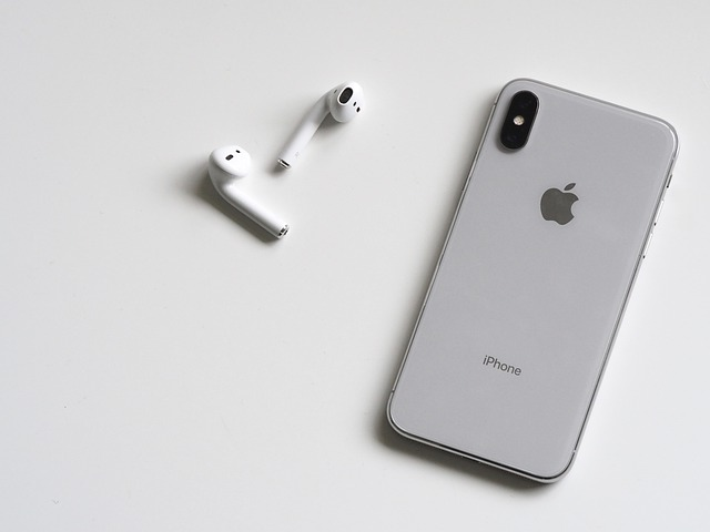 czyszczenie iphone