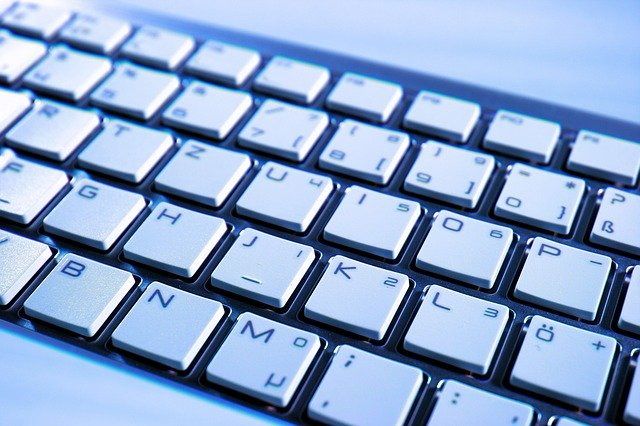 czyszczenie klawiatury
